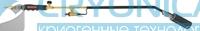 Горелка газовоздушная кровельная ГВ-211 с пьезоподжигом (арт. 2630545)