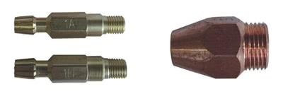 Мундштуки №1-6 для резаков типа  Р1A, Р1П, П2A, Р3П, RB