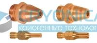 Мундштуки 459-А, 459-П для резаков типа Р8–ДРАГОН