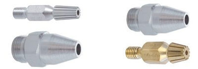 Мундштуки AC, PUZ для резаков типа X 501
