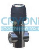 Мембранный регулировочный вентиль GCE Druva MVR-A 3100 G/W