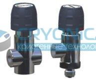 Мембранный регулировочный вентиль GCE Druva MVR 400 G/W