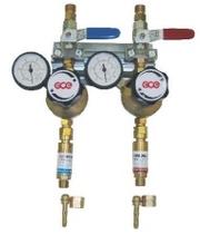 Двойной блок  UNISET кислород/пропан (арт.0768240)