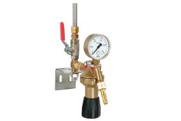 Одиночный блок DINSET Кислород/Инертный газ (Арт. 0785016)