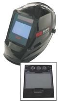 LCD щиток ECLIPSE 3 DIN 9-13 - чувствительность для режима TIG