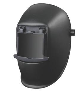 Сварочный щиток KRASS FROCE с защитным темным стеклом