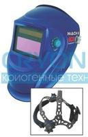LCD щиток MACH II DIN 9-13 (0,05 мс) - чувствительность для режима TIG