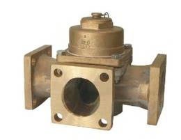 Трехходовой пробковый клапан серии 14175