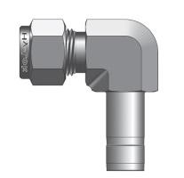 Трубные переходники для дюймовых трубок с дюймовым фитингом серии CAL