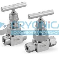 Клапан игольчатый Hy-Lok серии GB