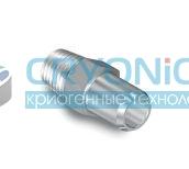 Фитинг прямой конфигурации приварной штуцер с наружной резьбой серии H-SSD