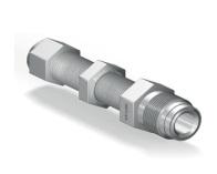 Соединитель с трубным фитингом Hy-Lok для чистых сред серии H-ZBHC