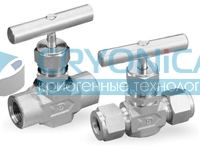 Клапан игольчатый Hy-Lok серии NV