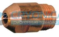 Мундштук наружный №1А/1ПГ/1П (Р2А/Р3ПГ/Р3П)