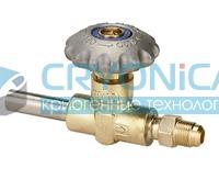 Криогенный вентиль REGO серии T9450, T9460