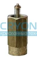 Запорные скоростные клапаны REGO серий 1519A, 1519B и A1519