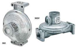 Регулятор давления REGO серии 301 и 302