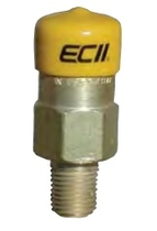 Вспомогательные предохранительные клапаны Rego для малых резервуаров ASME и DOT серий 3127 и 3129