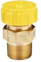 Запорные клапаны выравнивания паровой фазы REGO серий 3170 и 3180С