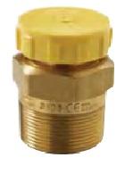 Запорные наполнительные клапаны REGO для газовозов и резервуаров хранения СУГ серий 7579S, 6587EC и 3197C
