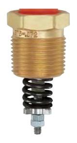 Предохранительные клапаны Rego для емкостей типа DOT на автопогрузчиках серии 8545AK