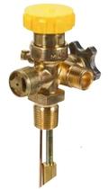 Клапан для отбора жидкой фазы REGO серии 8555DL
