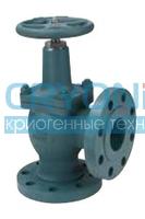 Запорные клапаны REGO с V-образным кольцевым уплотнением для газгольдеров, газовозов серий A7500 и TA7500