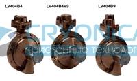 Регулятор давления сдвоенный ступенчатый REGO LV404B4 и LV404B9