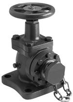 Запорные клапаны REGO для железнодорожных цистерн серии TA7894P