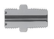 Фитинг с торцевым кольцевым уплотнением VCO с наружной резьбой NPT