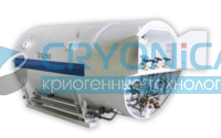 Транспортный резервуар ТРЖК- 3М