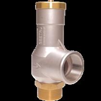 Предохранительный клапан LP 970, 980 DN15