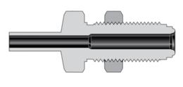 Фитинги с торцевым уплотнением VCR корпуса трубное сварное соединение встык с монтажной гайкой