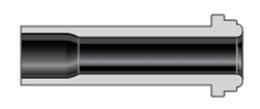 Фитинги с торцевым уплотнением VCR соединители для большого расхода типа H втулки трубное сварное соединение встык