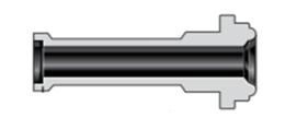 Фитинги с торцевым уплотнением VCR втулки короткое трубное сварное соединение встык для автоматической сварки