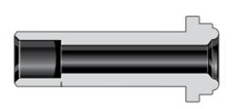 Фитинги с торцевым уплотнением VCR втулки сварное соединение враструб