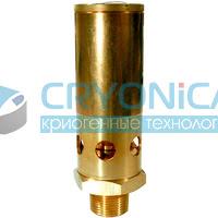 Предохранительный клапан GA 616 DN13