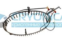 """Горелка газовоздушная ГВ """"Кольцо"""" 1020-1420"""