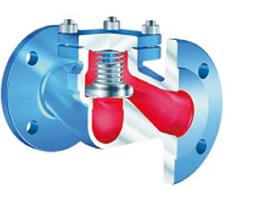Обратный клапан тип 05115  фланцевый