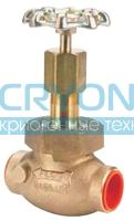 Криогенный вентиль Rego серии 202X, 206LL, 206GF, 206UL, 206BL