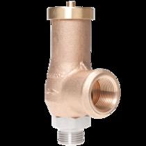 Предохранительный клапан RP 636, 646, 656 DN10