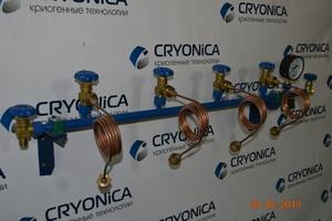 Отгрузка Рампы газовой расходной РР 01-04-200.