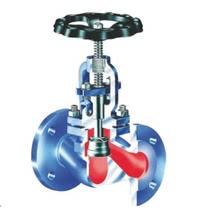 Запорный клапан тип 03090