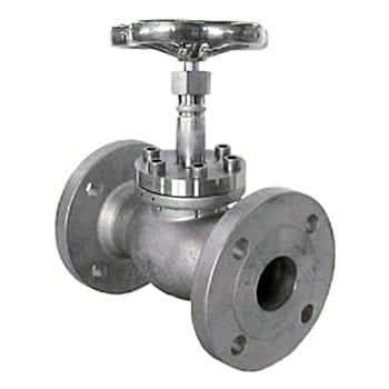 Тип 03351 Запорный клапан с фланцами по DIN