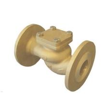 Обратный клапан тип 05082 с фланцами