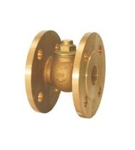 Обратный клапан тип 05083 с фланцами
