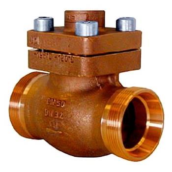 Обратный клапан тип 05411 с наружной резьбой