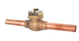 Обратный клапан тип 05412 с трубками под припайку