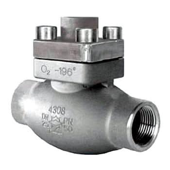 Обратный клапан тип 05417 внутренняя резьба