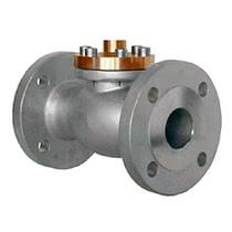 Обратный клапан тип 05418 с фланцами